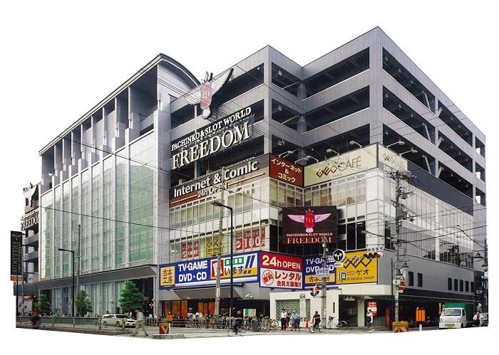 大阪フリーダムへ行ってきた!よしき来店で並び1000人!?